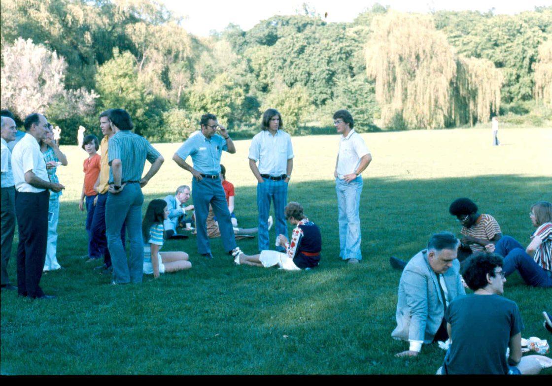 Graduation Day 1973