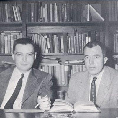 Ian Barbour and David Maitland