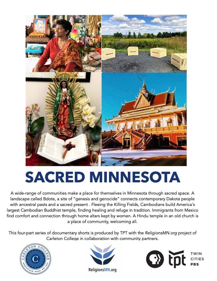 Sacred Minnesota