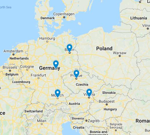 Map: Berlin