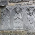 Stone Carvings, Jerpoint Abbey