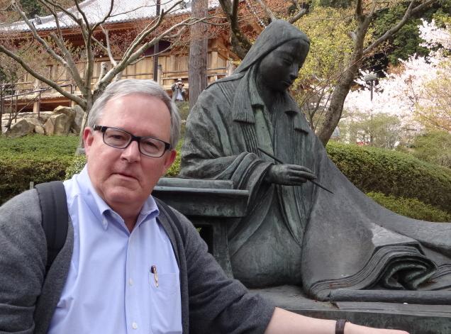 Mike Flynn and Murasaki Shikibu