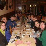 Cena con Grupo Galacia