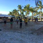 Beach volleyball! - Winter 2017