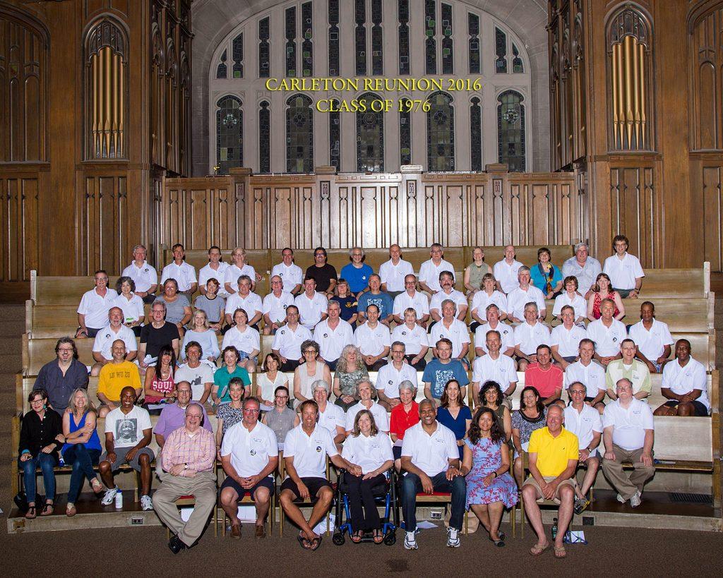Class of 1976 Reunion 2016