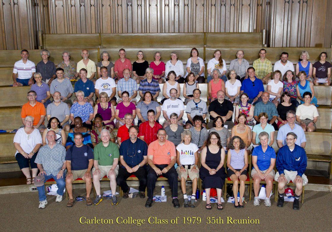 Class of 1979 Reunion 2014 photo