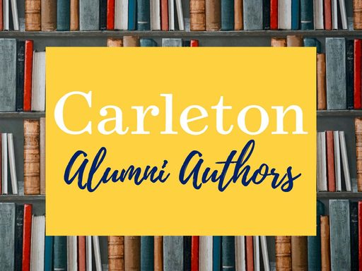 Carleton Alumni Author