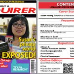 Susan Hoang's trading card, 2012-2015