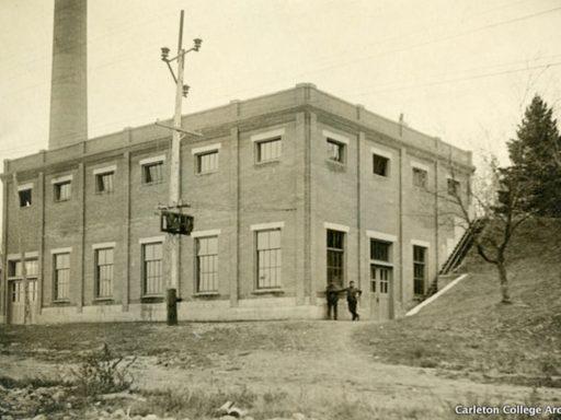 Carleton College Heating Plant (c.1910)