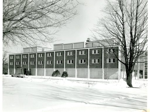Myers Hall exterior