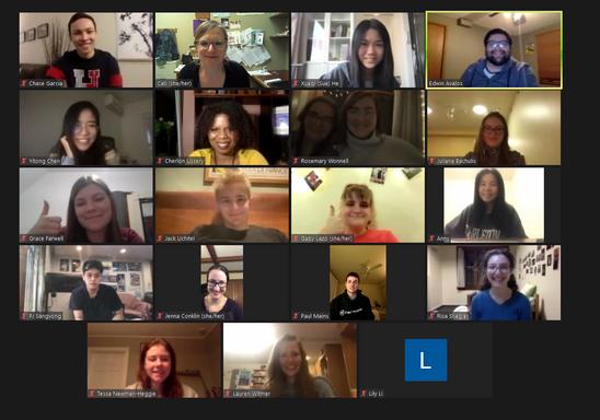 Linguistics Alumni Panel: Careers in Tech