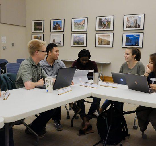 CSA Working Group, Fall 2019