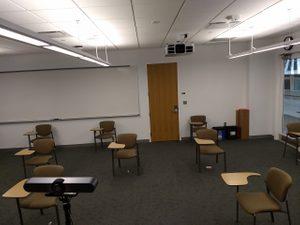 Anderson 223 Classroom Picture