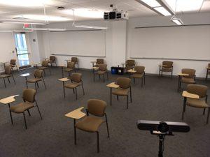 Anderson 329 Classroom Picture