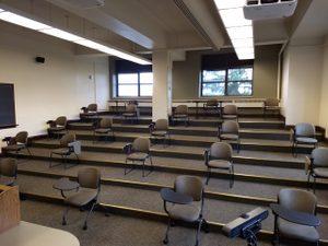 Leighton 305 Classroom Picture