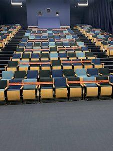 Weitz Cinema Classroom Picture