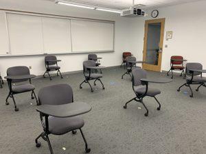Anderson 323 Classroom Picture