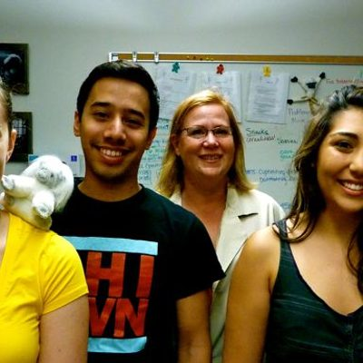 Summer Research Team 2012