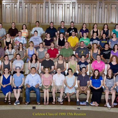 Class of 1999 Reunion 2017 photo