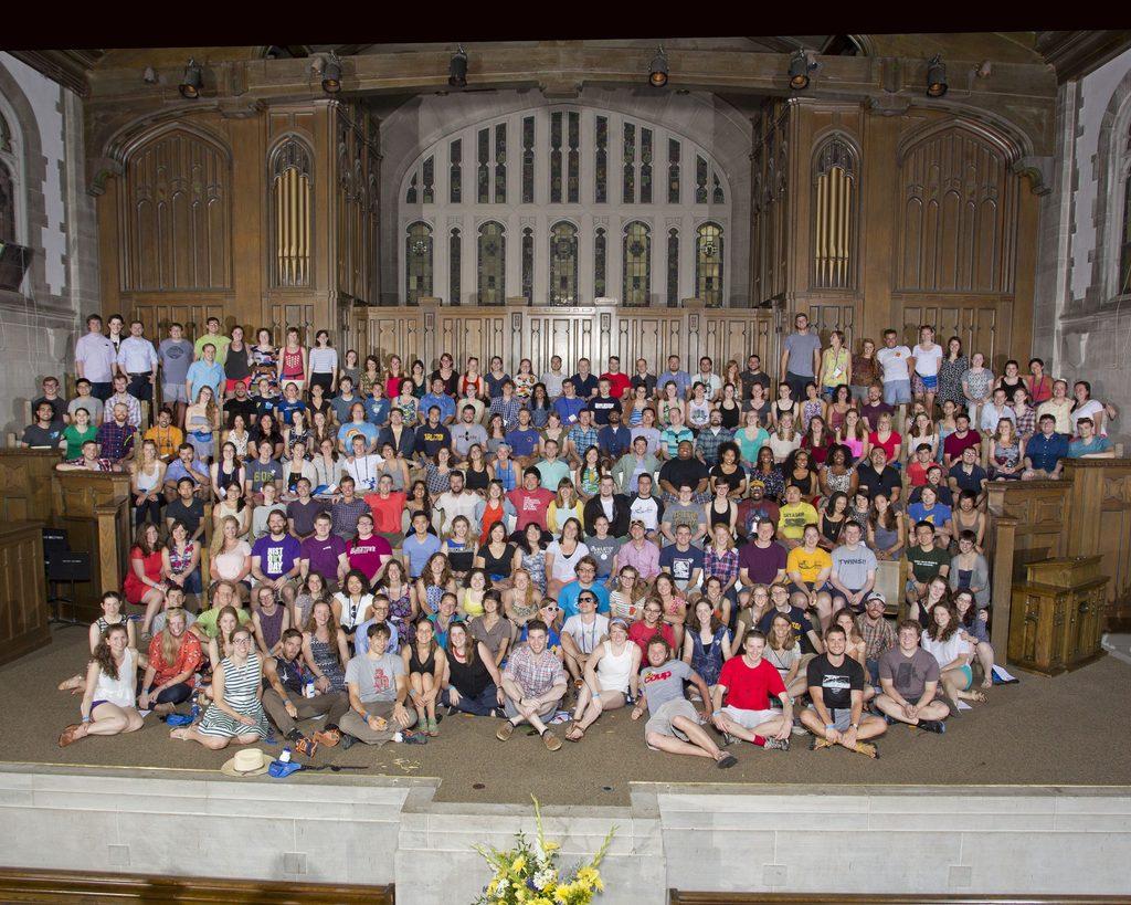 Class of 2010 Reunion 2015 Class Photo
