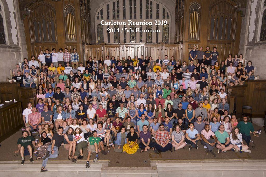 Class of 2014 5th Reunion photo