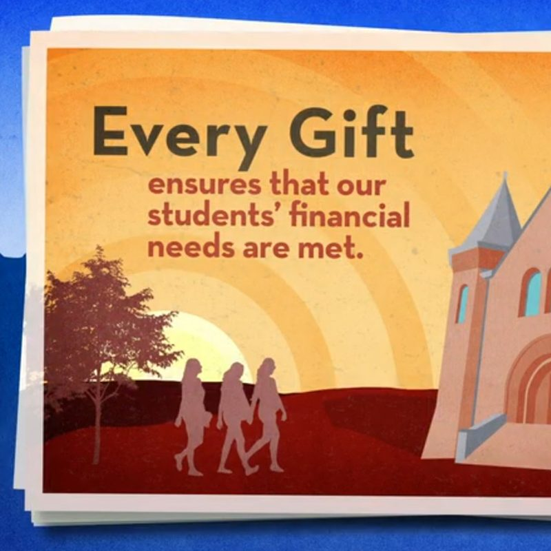 2020 Report on Giving