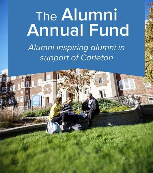 Alumni Annual Fund Banner Image