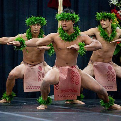 Hawaiian Dance Troop Halau Kiawekupono O Ka Ua