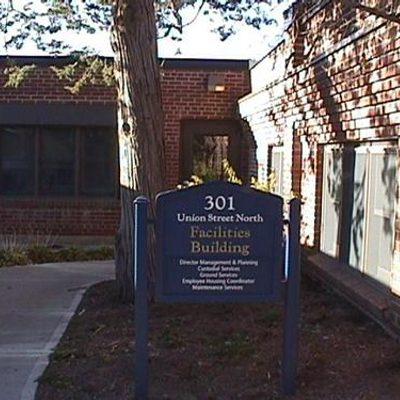 Facilities front door