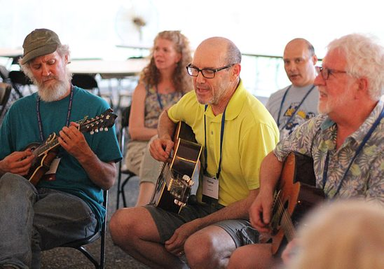 Acoustic Jam Hosted by '72 and '82