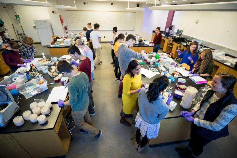 Lab Classroom