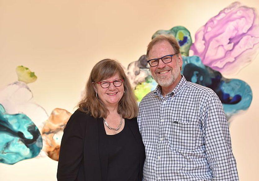 Susan Gerstner & Dan Carlsen, P'17, P'20