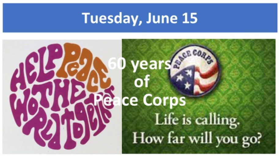 60 Years of Peace Corps