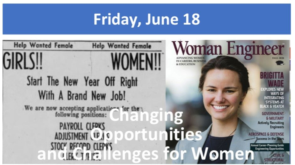 Changing Opportunities and Challenges for Women