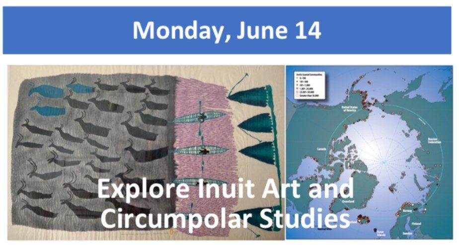 Explore Inuit Art and Circumpolar Studies