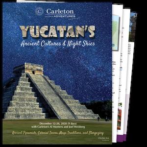 Yucatan's Ancient Cultures & Night Skies