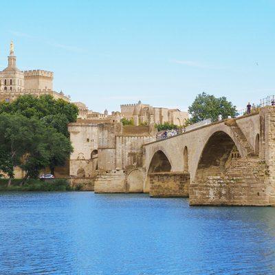 Pont-Saint-Benezet, Avignon