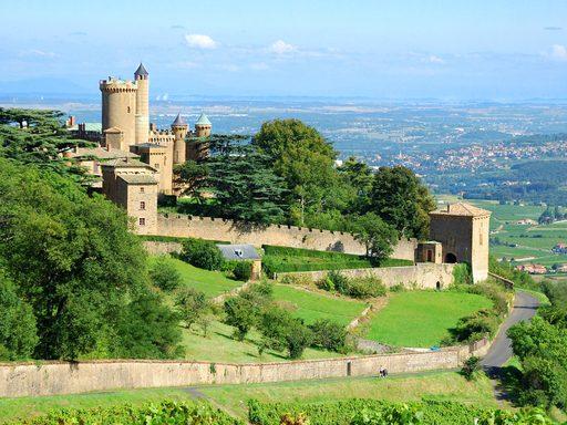 Chateaude Montmelas