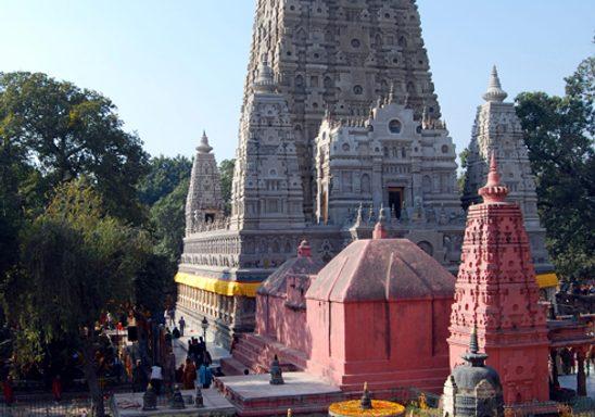 Bodhgaya's Great Temple