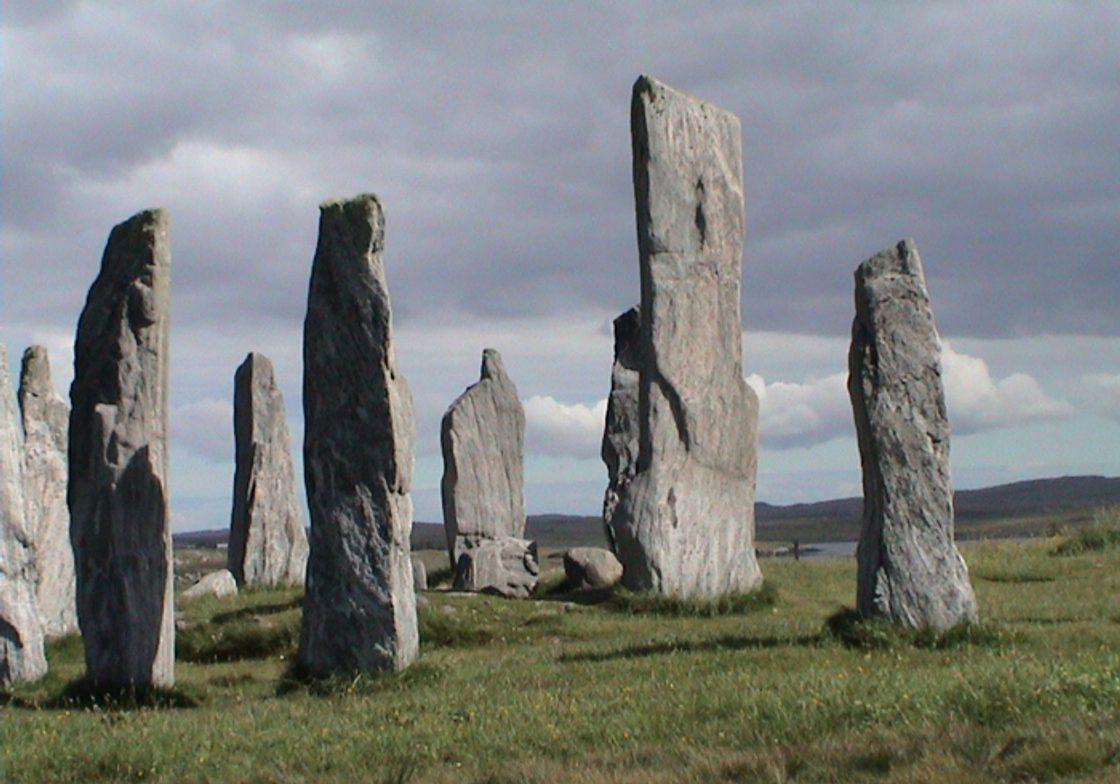 Standing Stones of Callanish.