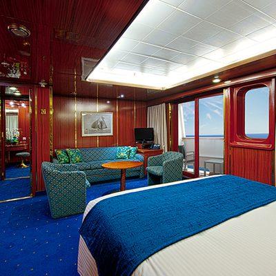 A Suite aboard the Corinthian.
