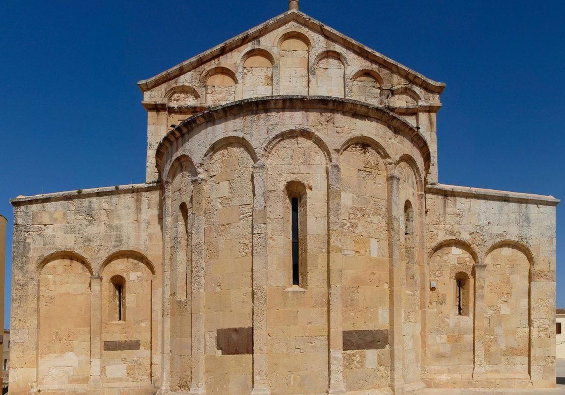 Basilica di San Gavino, porto Torres, Sardinia