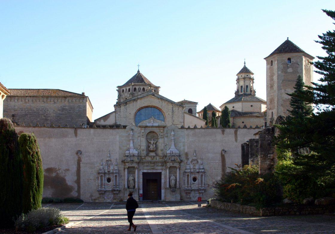 Monastery of Poblet, Poblet, Spain.