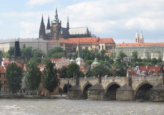 Prague Castle & the Charles bridge