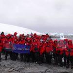 Carls on Antarctic Continent