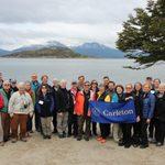 Carls in Terra del Fuego National Park Argentina