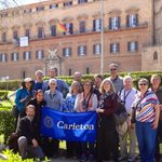 Group photo in Palermo