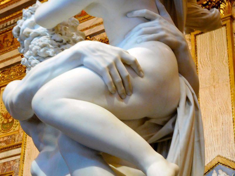Bernini flesh
