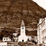 Church at Siglufjorthur