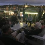 Rooftop drinks in Barcelona
